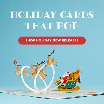 New holiday cards are here! Explore dozens of new designs sure to delight this season.