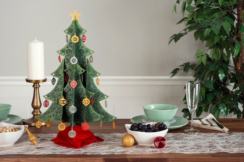 Get To Know Our Lovepop Tabletop Christmas Trees