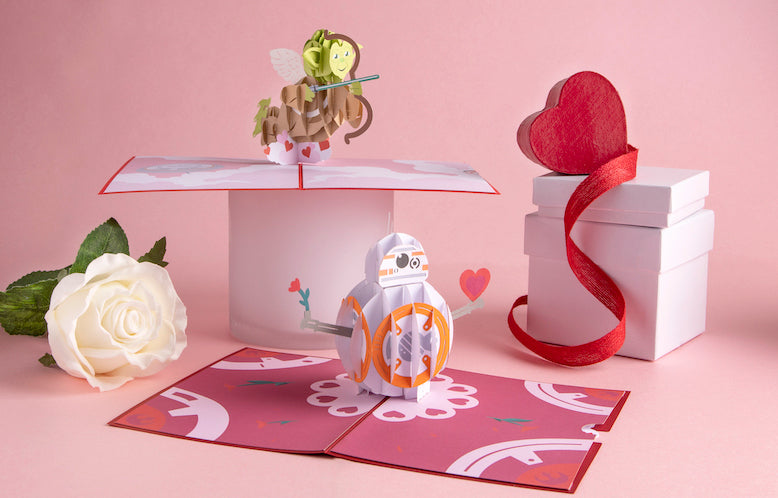 Star Wars and Lovepop for Valentine's Day