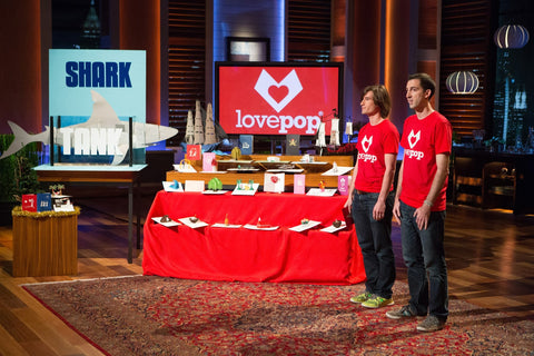 Lovepop Shark Tank