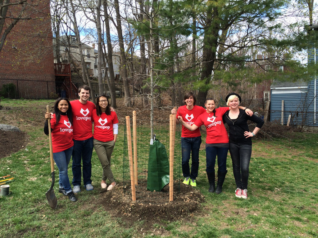 Lovepop Arbor Day