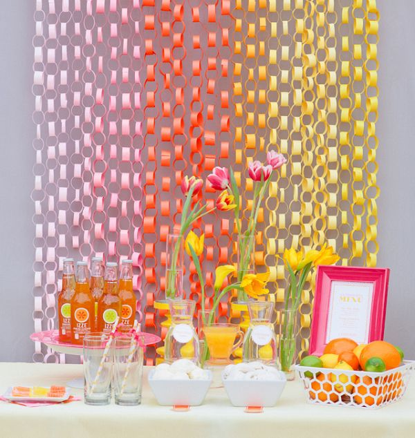 6 Perfect Paper Birthday Party Decorations Lovepop