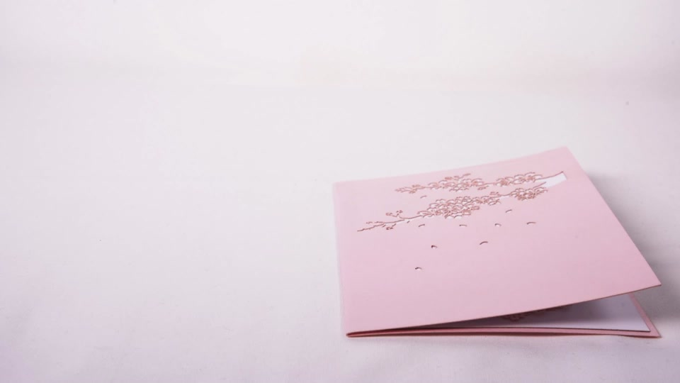 Cherry Blossom Pop Up MotherS Day Card  Lovepop
