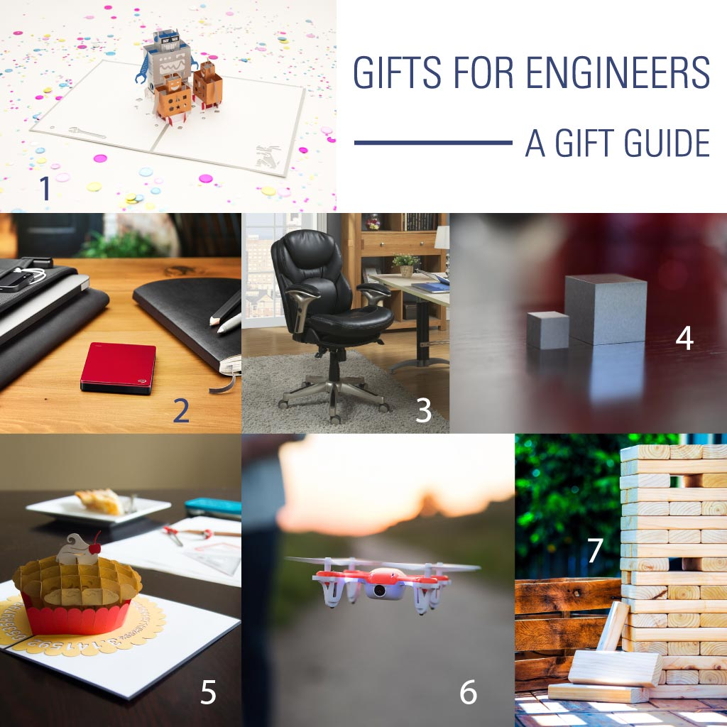 Gifts for Engineers an Engineer Gift Guide