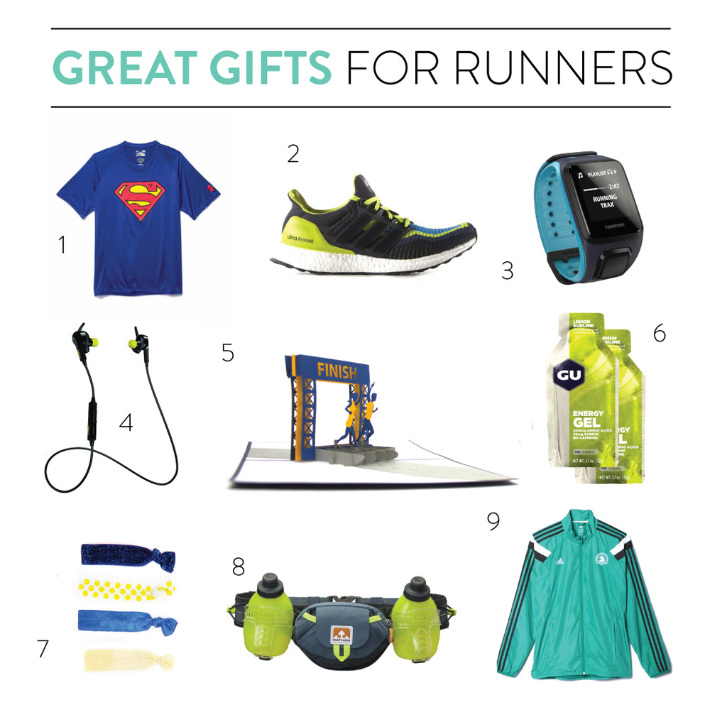 Christmas Gifts For Runners: Great Gifts For Runners