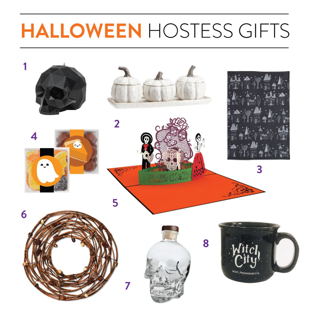 Halloween Hostess Gifts