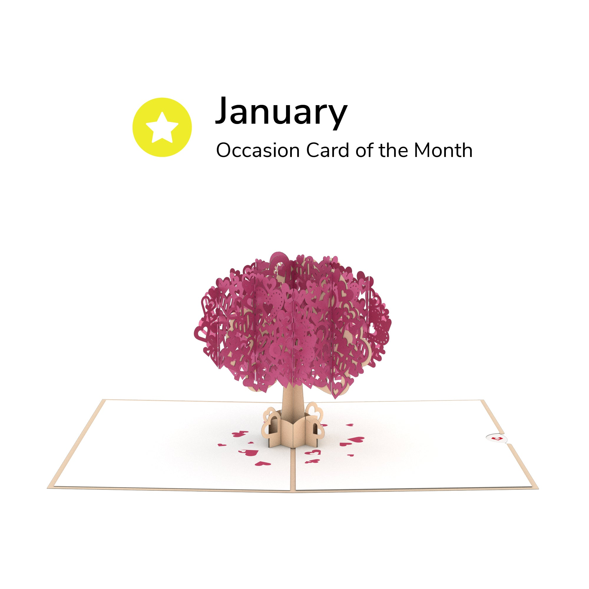 Card of the Month - Occasions
