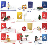 12 Days of Christmas Pack pop up card - thumbnail
