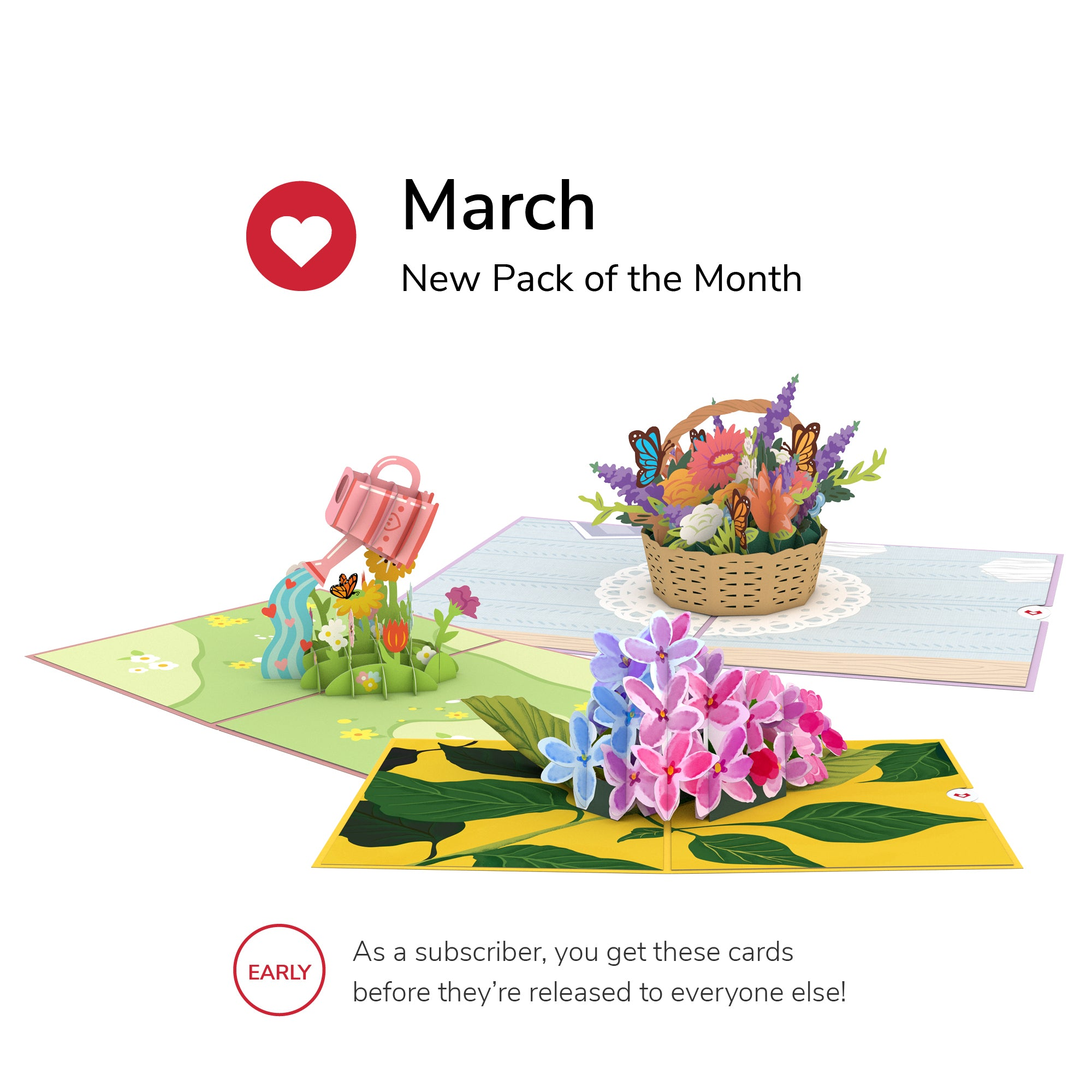 Pack of the Month - Favorites