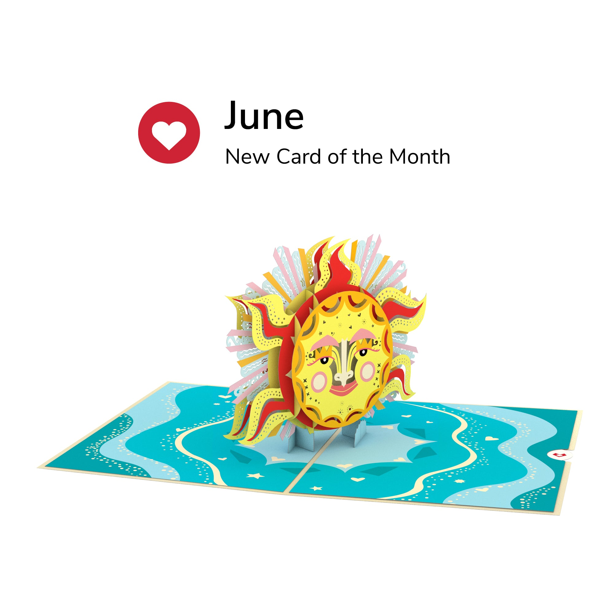 Card of the Month - Favorites