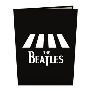 The Beatles Abbey Road Pop Up Card