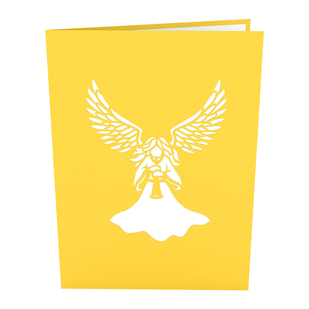 Angel 2.0 pop up card
