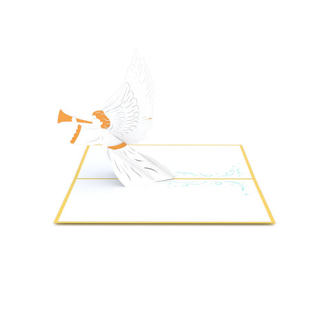 Angel Pop up Card greeting card -  Lovepop
