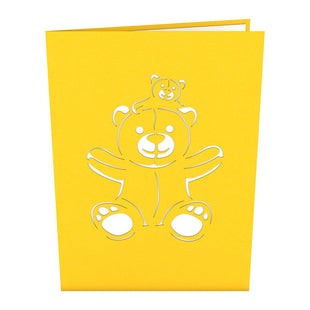 Baby Bear Pop Up Card