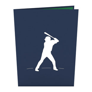 Baseball Pop Up Father's Day Card