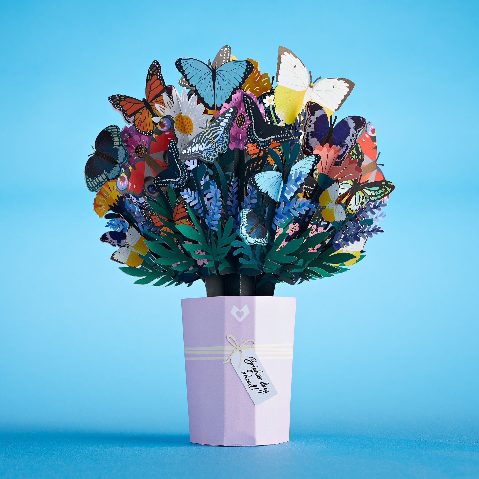 Brighter Days Ahead Butterfly Bouquet