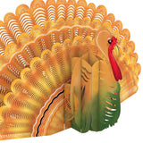 Thanksgiving Turkey Decoration                                   pop up card - thumbnail