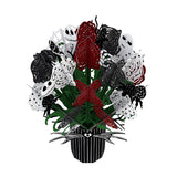 Disney Tim Burton's The Nightmare Before Christmas - Seriously Spooky Bouquet                                   pop up card - thumbnail