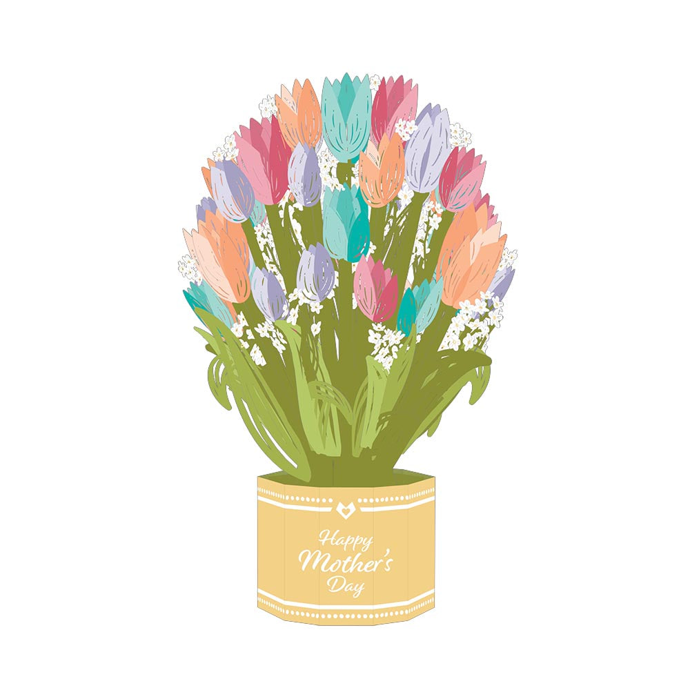 Mother's Day Tulip Grand Bouquet