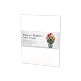 Assorted Flowers Grand Bouquet                                   pop up card - thumbnail