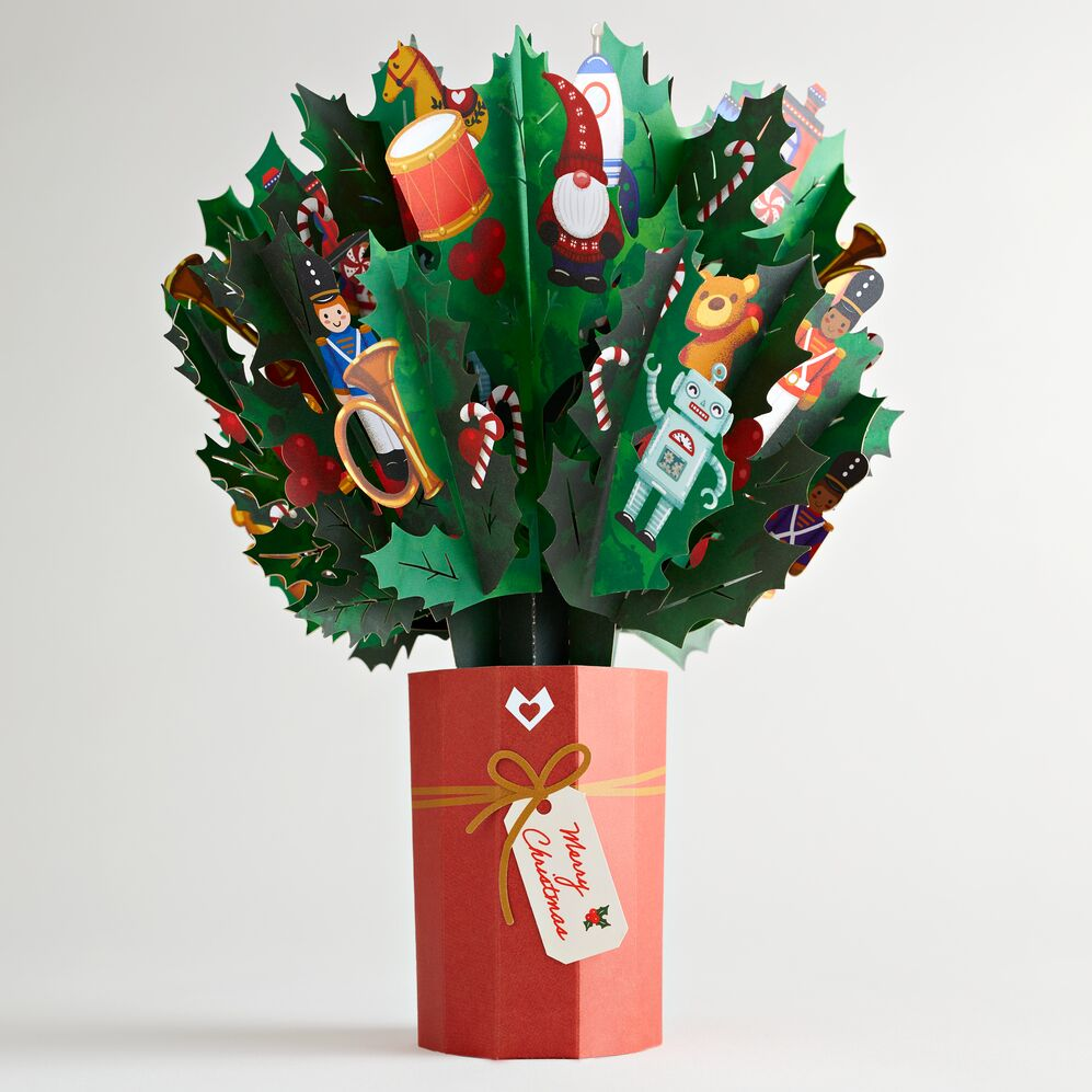 Christmas Toy Bouquet