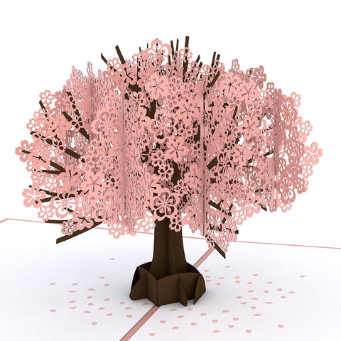 Cherry Blossom Pop up Mother's Day Card greeting card -  Lovepop