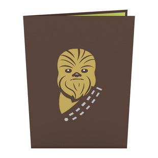 Chewbacca RAARRRGGH! Pop up Card
