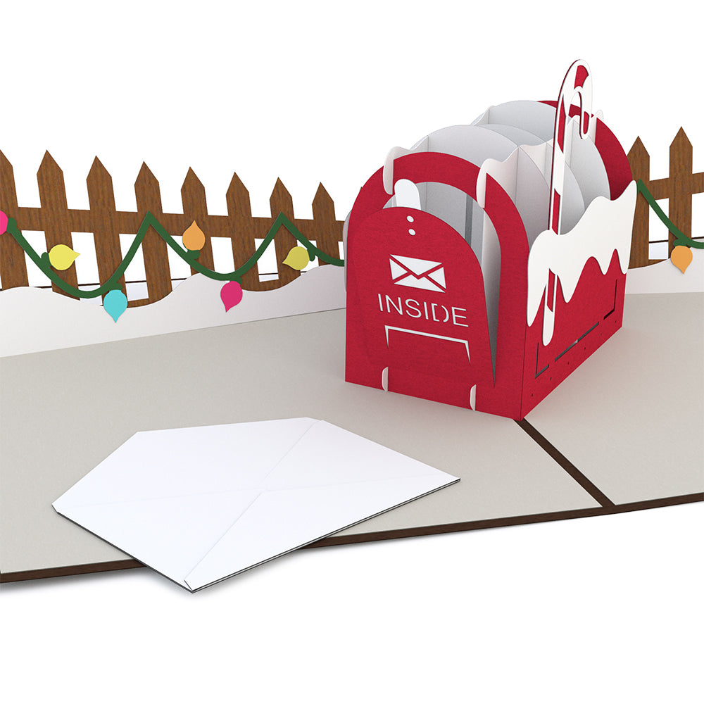 Christmas mailbox images