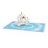 Disney's Cinderella                                                          birthday                                                     pop up card - thumbnail