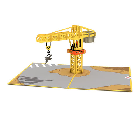 Crane Pop up Card greeting card -  Lovepop