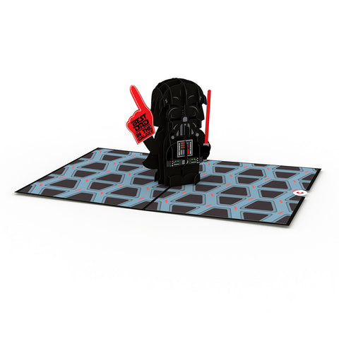 Darth Vader™: Best Dad greeting card -  Lovepop