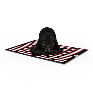Darth Vader Pop up Card greeting card -  Lovepop