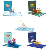 Disney Classics 5-Pack                                   pop up card - thumbnail
