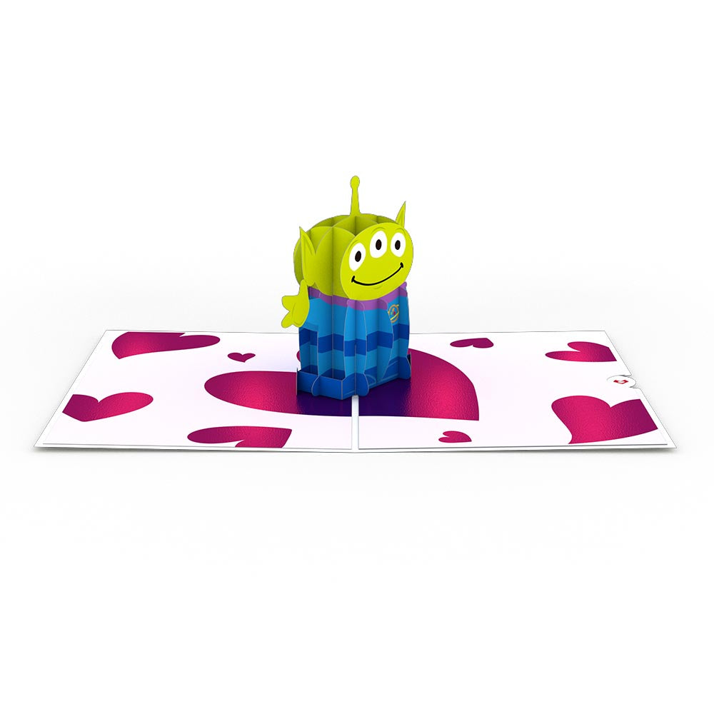 Disney Pixar's Toy Story You've Been Chosen             pop up card