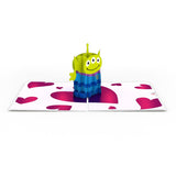 Disney Pixar's Toy Story You've Been Chosen                                   pop up card - thumbnail