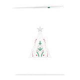 Elegant Christmas Tree                                   pop up card - thumbnail