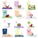 Mother's Day Favorites 12-Pack                                   pop up card - thumbnail