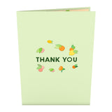 Fruity Thank You                                   pop up card - thumbnail