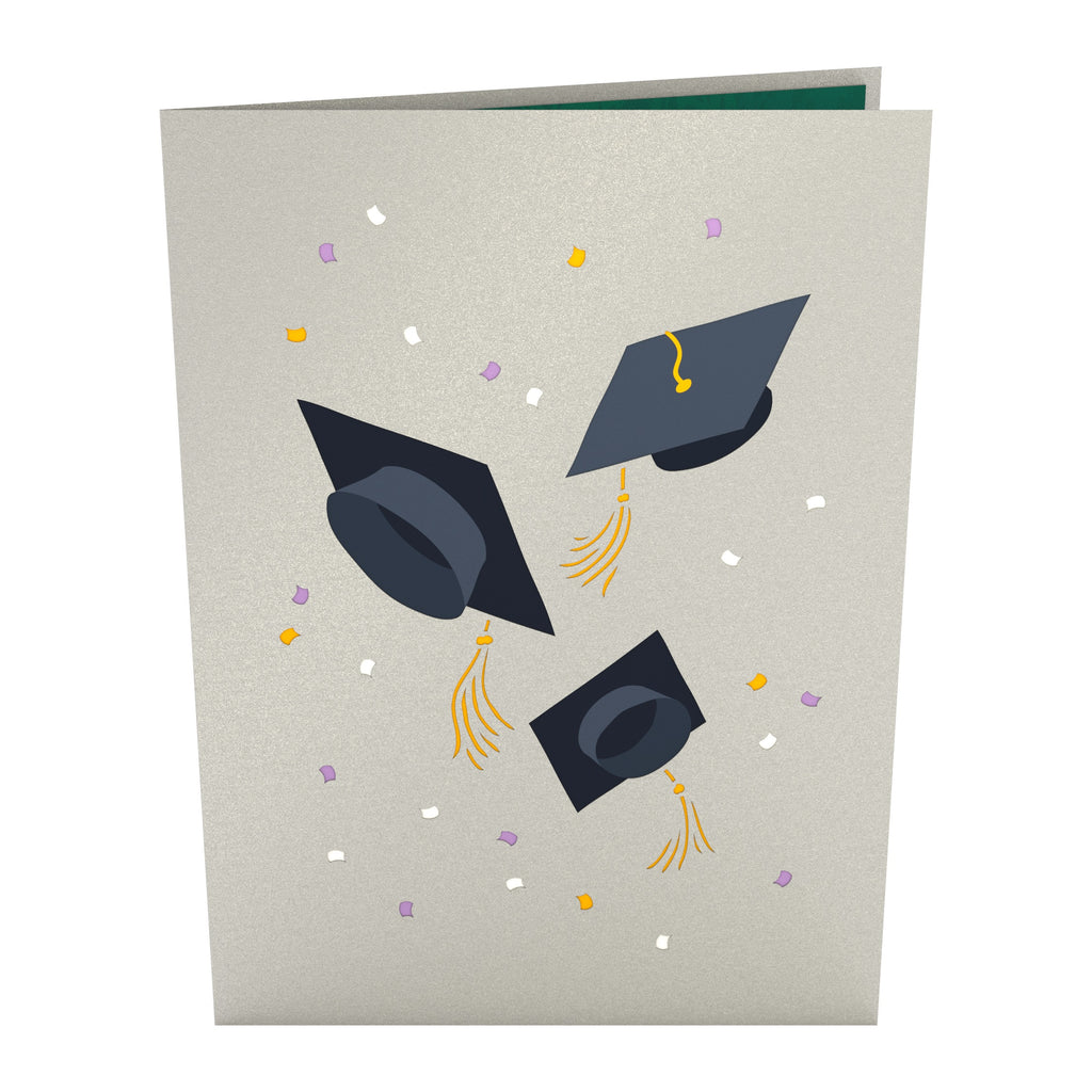 Graduation Ceremony pop up card