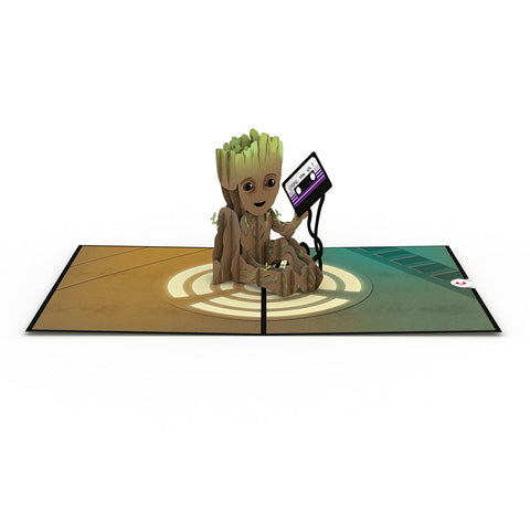 I Am Groot! greeting card -  Lovepop