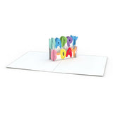 Birthday Notecards (Assorted 4-Pack)                                                                       pop up card - thumbnail