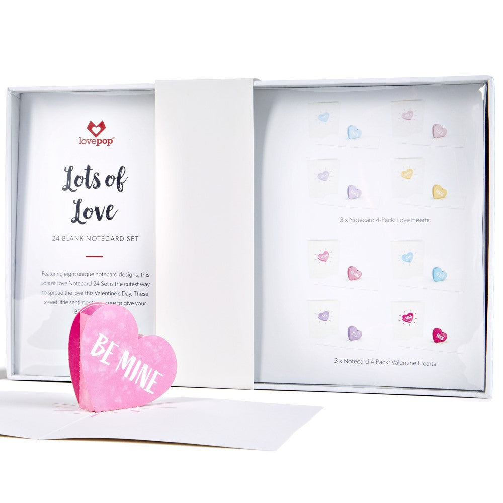 Lots of Love Boxed Set             pop up card