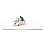 Holiday Truck (Assorted 4 Pack)                                   pop up card - thumbnail