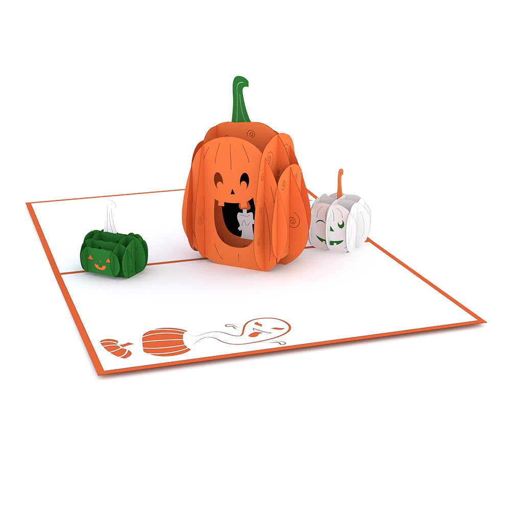 Halloween 3d Pop Up Cards Lovepop
