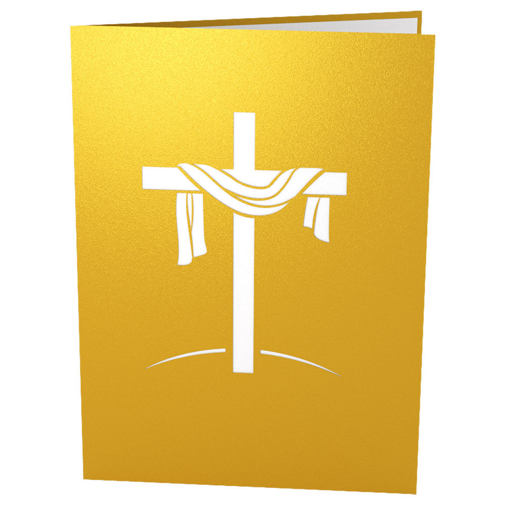Jesus pop up card