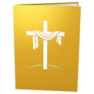 Jesus Pop Up Easter Card