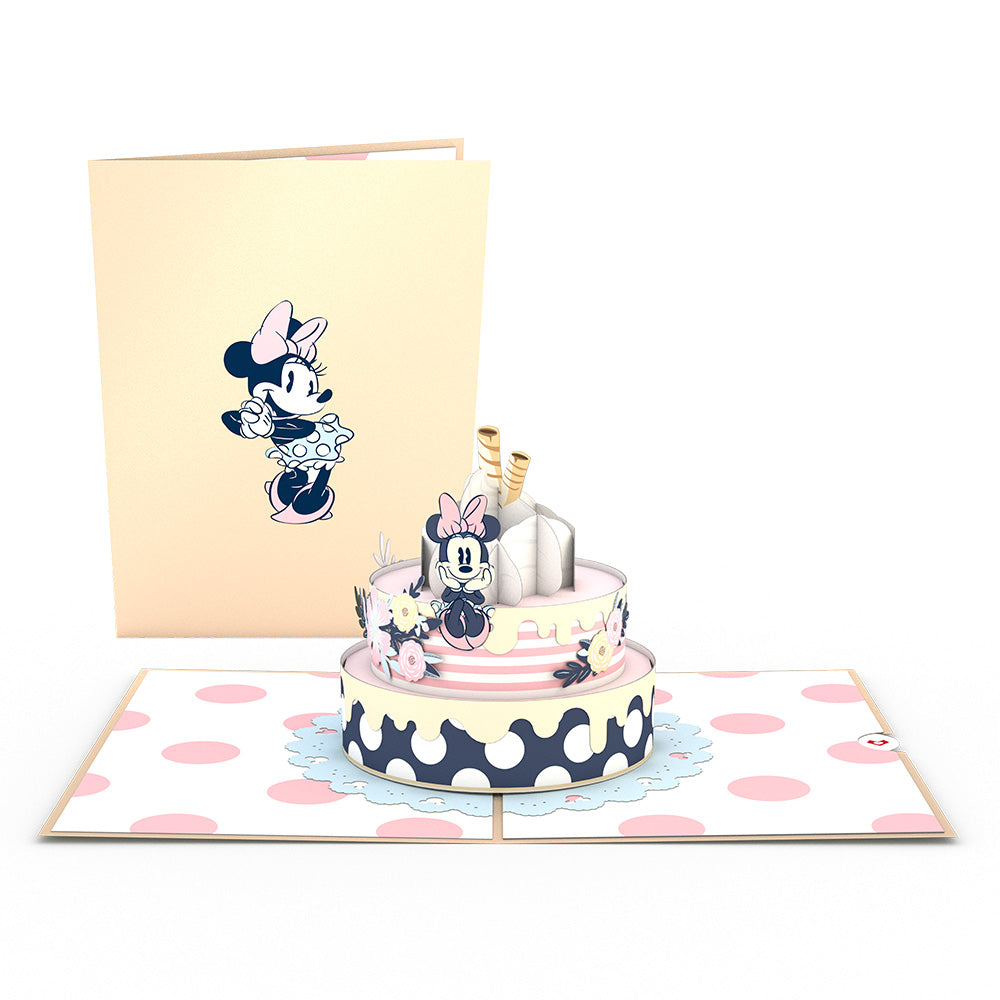 Disney's Mickey & Minnie 5-Pack             pop up card