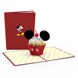 Disney's Mickey & Minnie 5-Pack                                   pop up card - thumbnail