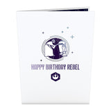 Princess Leia™ Birthday                                                                       pop up card - thumbnail