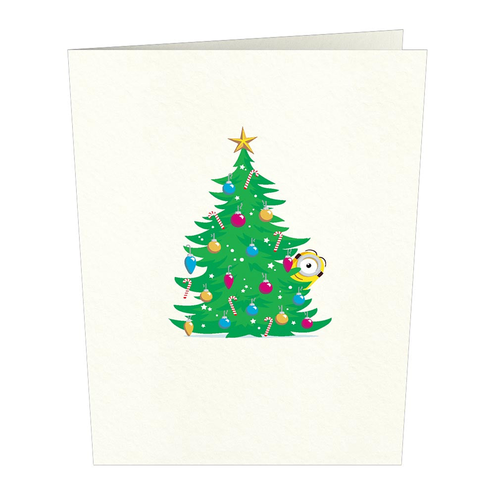 Despicable Me Minions Holiday Notecards (4-Pack)